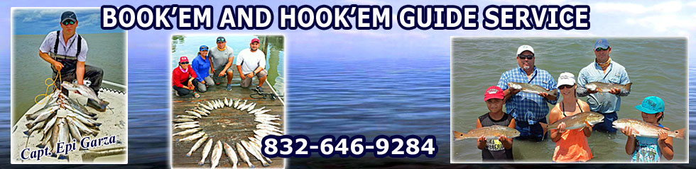 Galveston Fishing Trips, Galveston Guide